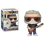 Funko POP! Jerry Garcia POP! Rocks Vinyl Figure Jerry Garcia 9 cm