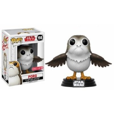 Funko POP! The Last Jedi Porg Vinyl Figure 10cm Limited