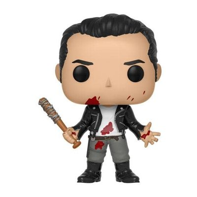 Funko POP! Walking Dead POP! Television Vinyl Figure Negan (Clean Shaven) 9 cm