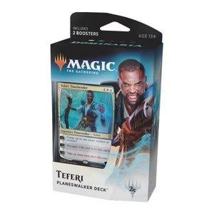 Magic the Gathering Dominaria Planeswalker Deck Teferi