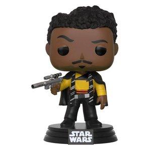 Funko POP! Star Wars Solo Lando Calrissian Vinyl Bobble-Head 9 cm