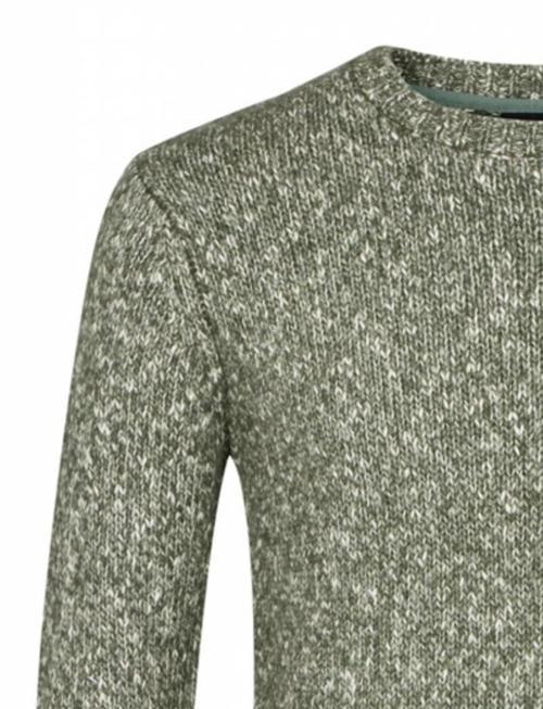 Anerkjendt Green Thorkild Knit