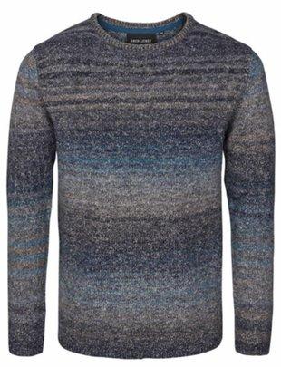 Anerkjendt 'Frontstreet' Blue/Grey Tamir Knit