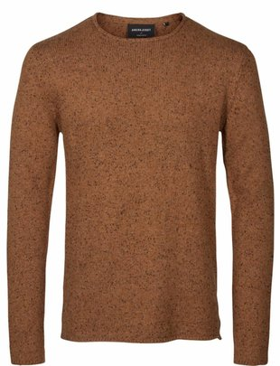 Anerkjendt Coffee Speckled Egildko Knit