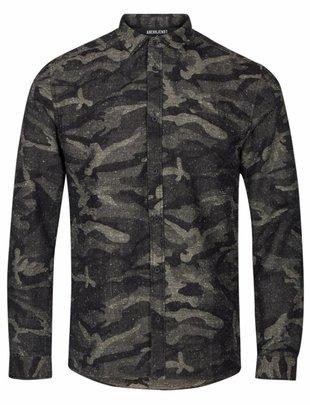 Anerkjendt Flanel Camouflage Charles Shirt