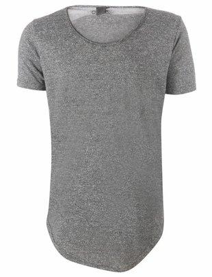 Zumo Oripoto - Long T-Shirt Anthracite