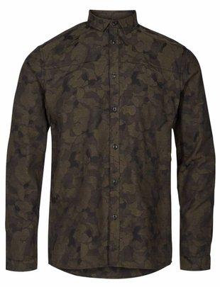 Anerkjendt Military Olive Charles Shirt