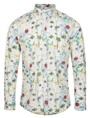 Anerkjendt Flowers 'n Bees Konrad Shirt