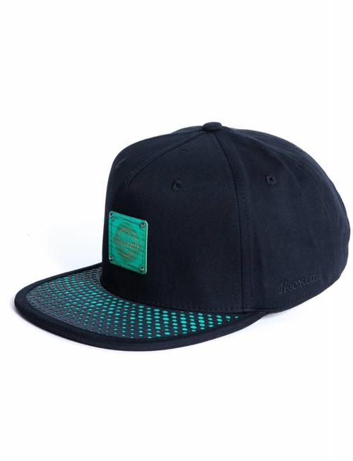 Recreate Limited Snapback - Dotted Blue
