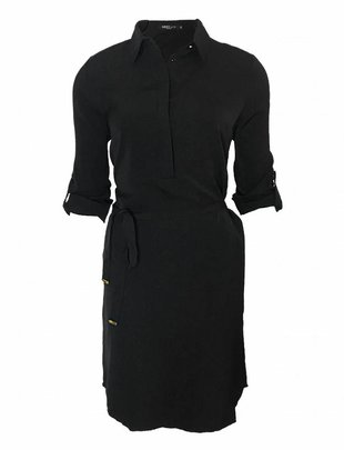 Black Attitude Dress