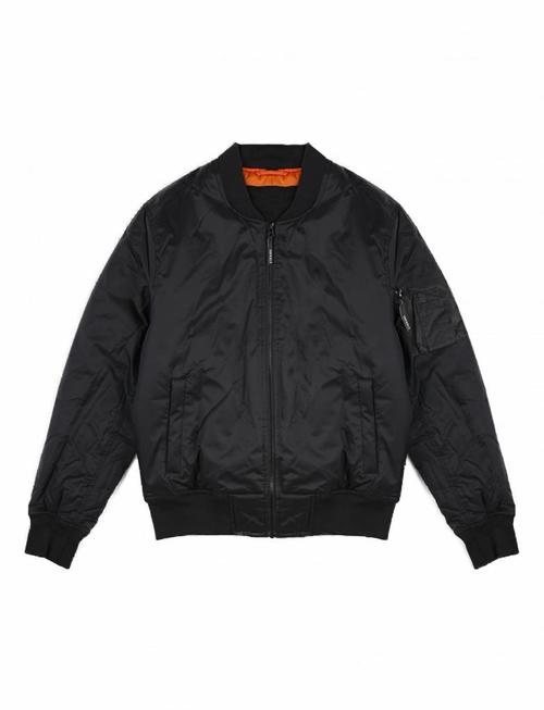 THFKDLF Cross Face Bomber Jacket