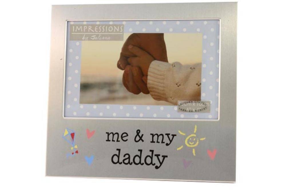 Impressions by Juliana Fotolijst Me & my Daddy