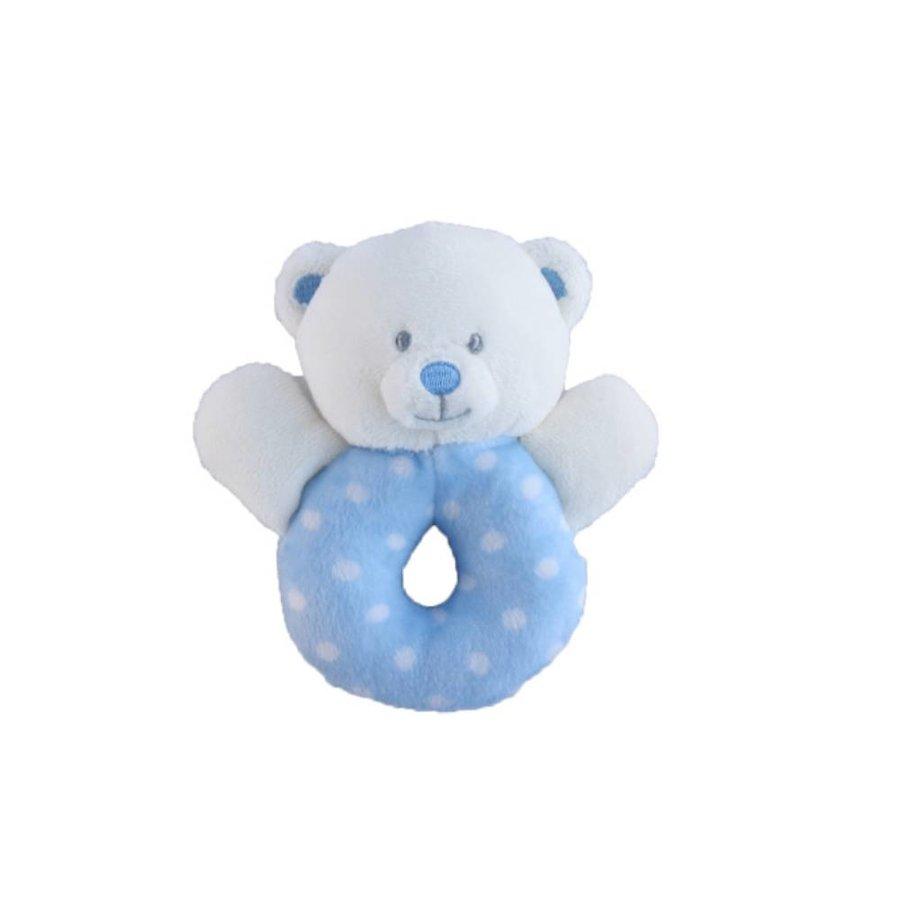 Rammelaar Spotty blauw-1