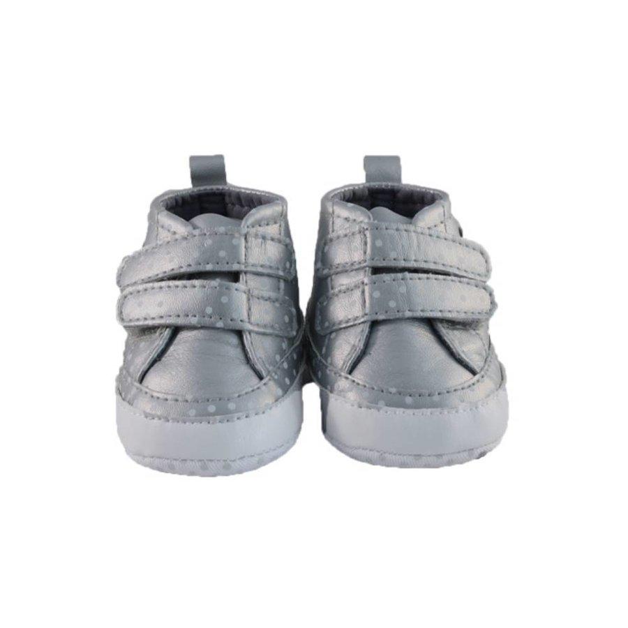 Sneaker Dot Zilver-2