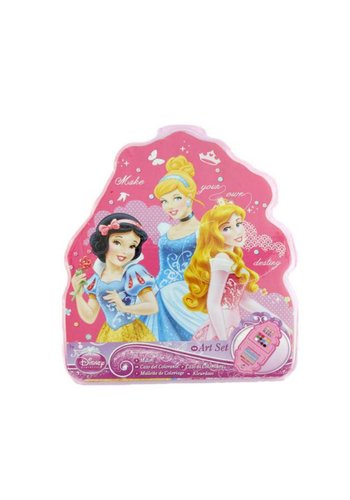 Disney Princess Kleurkoffer