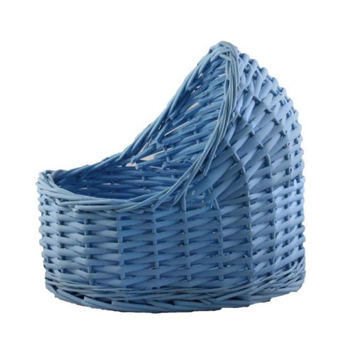 Kraammand BornBasket Blauw