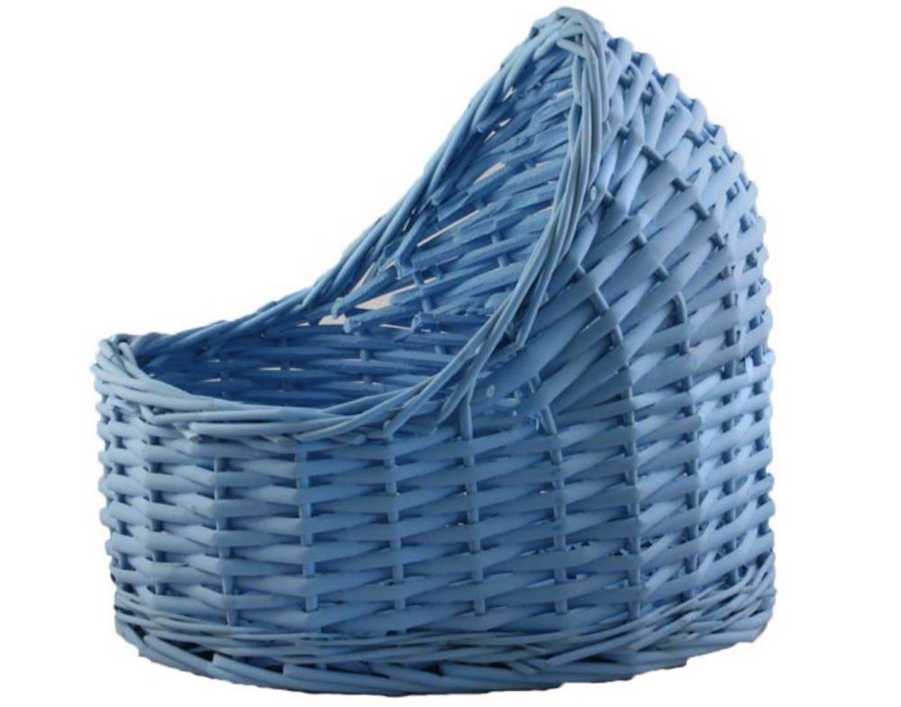 Bornbasket Kraammand BornBasket Blauw