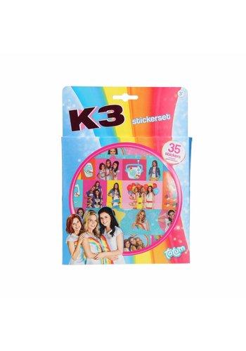Stickerset K3