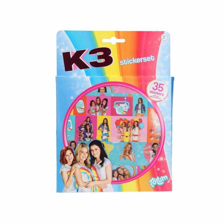 Stickerset K3-1