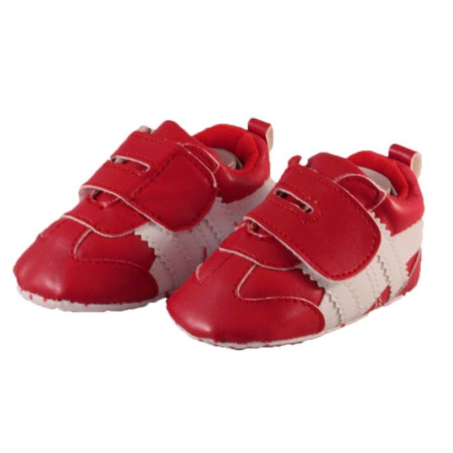 Sneaker Stripe Rood-1