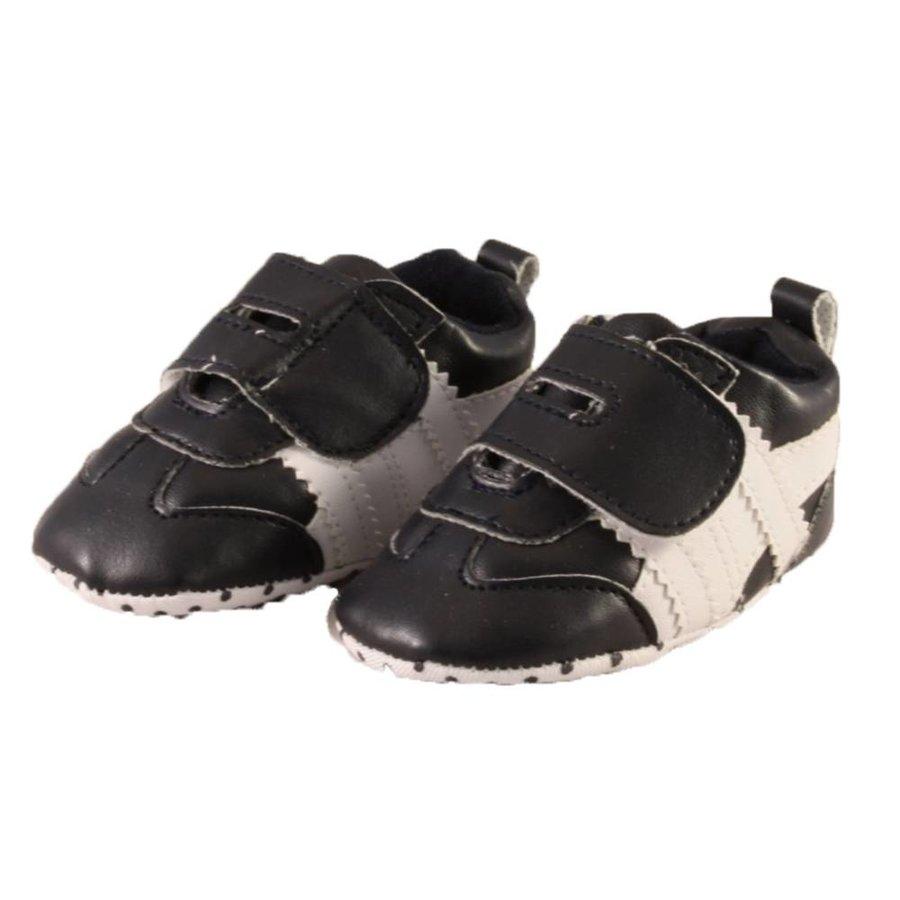 Sneaker Stripe Zwart-1