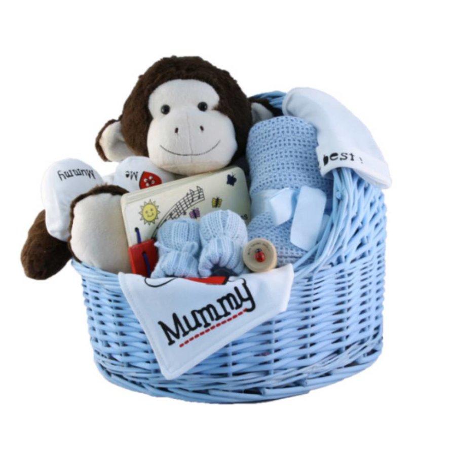 Kraammand Bornbasket Monkey-1