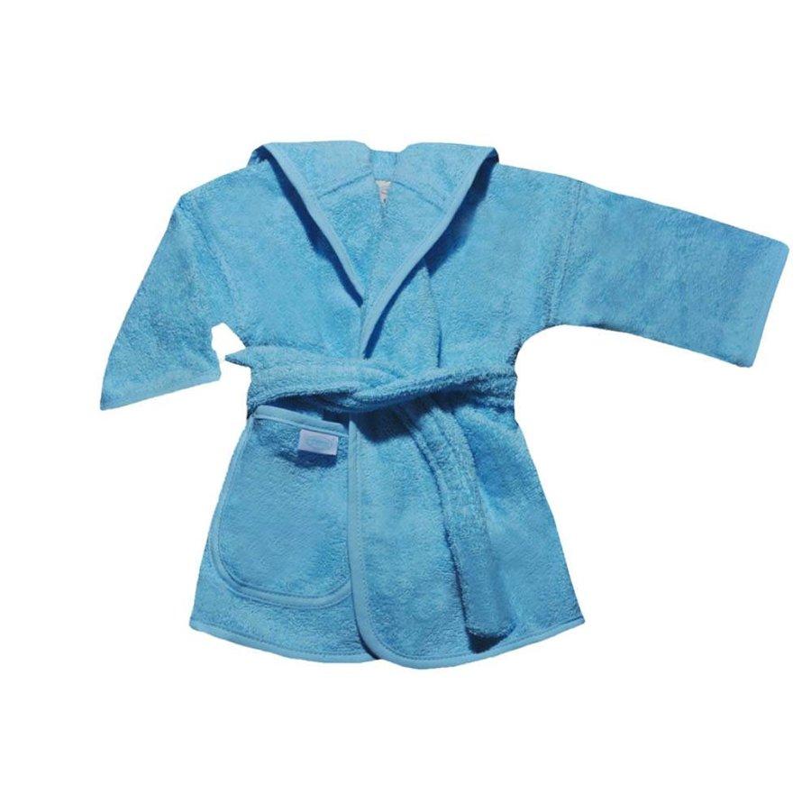 Baby Badjas Blauw-1