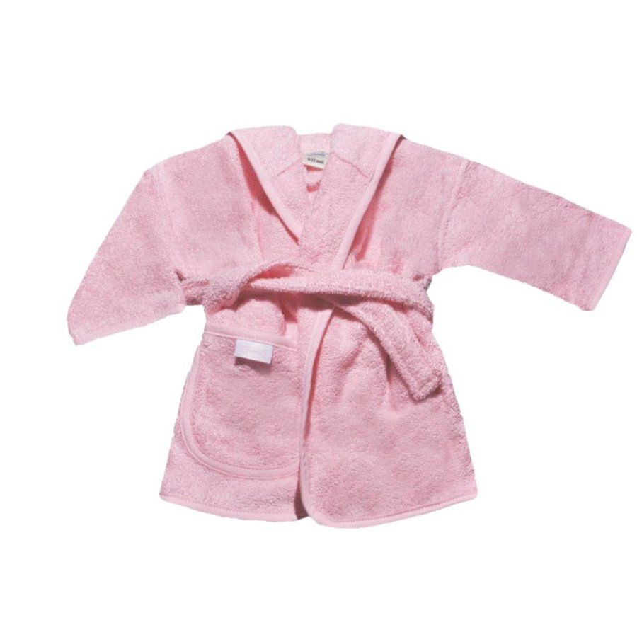 Baby Badjas Roze-1