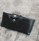 Black Leather Case - DOOOS
