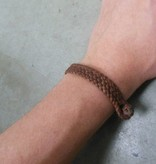 Handmade Leather Bracelet                        SOLD OUT