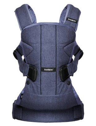 Babybjorn Babybjorn Draagzak One Blue Denim