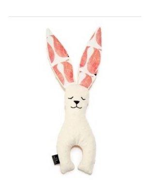 La Millou Long-eared Bunny - Penguin Pepe/Ecru