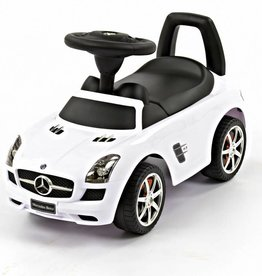 Euromass Loopauto Mercedes SLS White