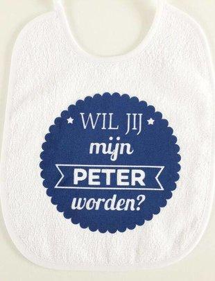 Minimou Slab Wil jij mijn Peter Worden?