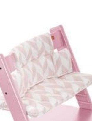 Stokke Stokke Tripp Trapp Cushion Pink Chevron