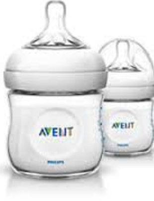 Avent Avent Natural Bottle Duo Set 125 ml
