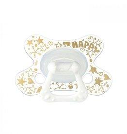 Difrax Difrax fopspeen dental 18+ gold