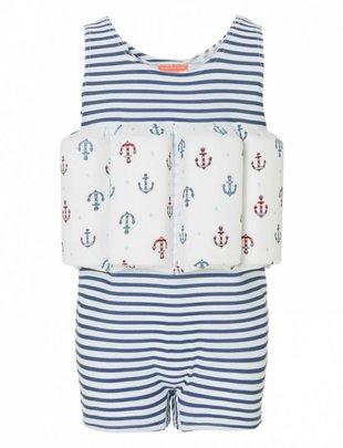 Sunuva swimwear Sunuva Badpak Met Drijfblokjes Anchor 2-3 A