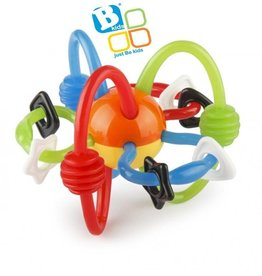 B Kids B-Kids Rattle & Teether Bendy Tubes