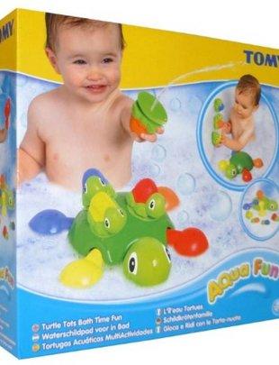 Tomy Tomy Bath Turtle Tots