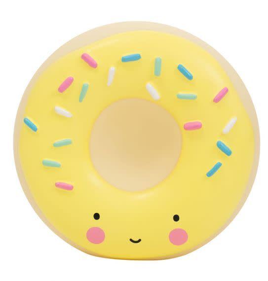 A little lovely company A little Lovely Company Spaarpot Donut Geel