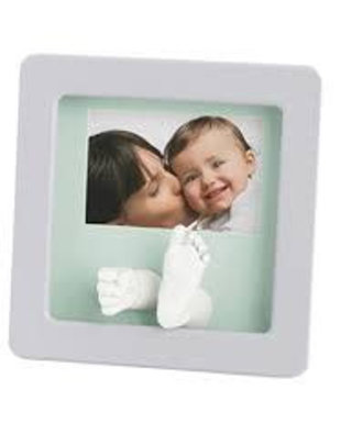 Baby Art Baby Art Photo Sculpture Frame Pastel