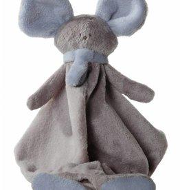Dimpel Dimpel Doudou Nina Grijs/Blauw, 50 cm