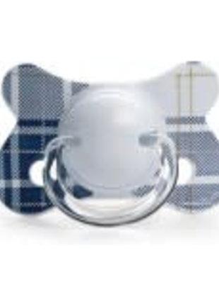 Suavinex Suavinex Fopspeen Fusion Fysiologisch Silicone +4m