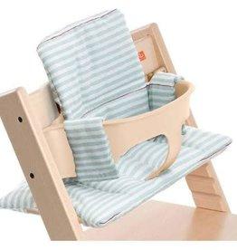 Stokke Tripp Trapp Cushion Aqua Stripes