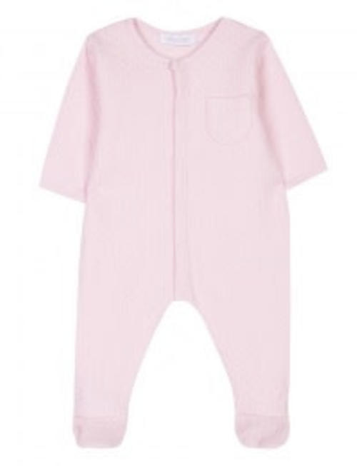 Absorba Absorba Pyjama Matelasse Roze