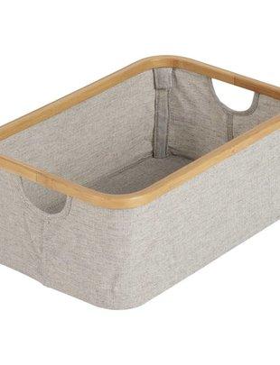 Quax Quax Mandje Katoen/Bamboo  45 x 30 x 18 cm