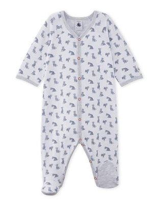 Petit Bateau Petit Bateau Pyjama Luipaardjes