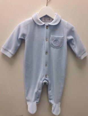 Cotolini Cotolini Pyjama Blue