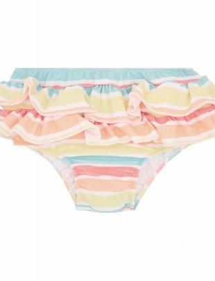 Sunuva swimwear Sunuva Pamperzwembroekje Multi Stripes